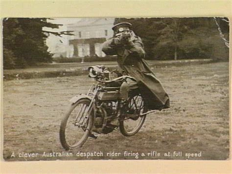 Motorcycles Of World War 1