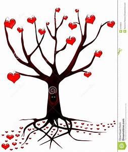 Baum Der Liebe : baum der liebe mit augen stock abbildung illustration von h hle 5164924 ~ Eleganceandgraceweddings.com Haus und Dekorationen