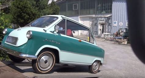 The Zundapp Janus Is A Unique But Forgotten Micro-car