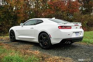 First Drive  2016 Chevrolet Camaro Ss