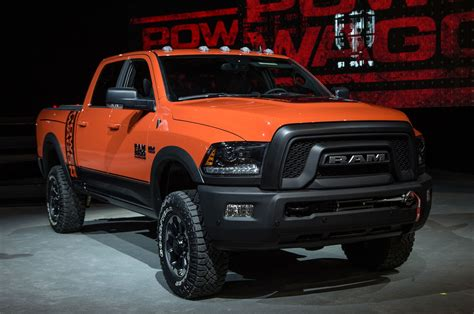 ram  power wagon   road package