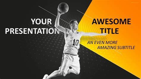 sports mega powerpoint template
