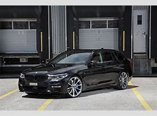 New BMW 5Series G31 Puts On A Dahler Sports Suit