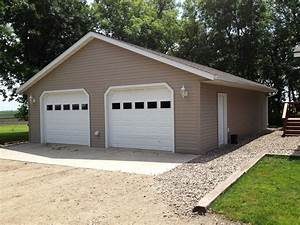 30 x 40 detached garage 2017 2018 best cars reviews With 30x40 garage cost