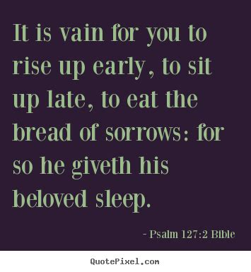 Rise Up Early Quotes