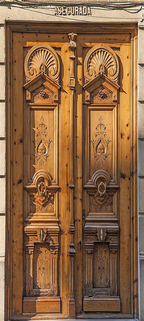 architectural carved doors  mexico door sticker