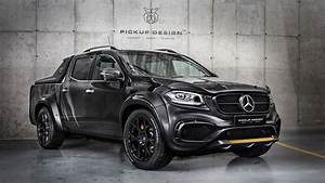 Pick Up Mercedes Amg : mercedes x class gets pickup design body kit and carlex luxury interior autoevolution ~ Melissatoandfro.com Idées de Décoration