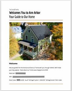 How To Make An Airbnb Hosting Guide
