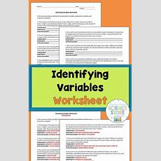 Best 25+ Dependent And Independent Variables Ideas On Pinterest  Variables, Scientific Method