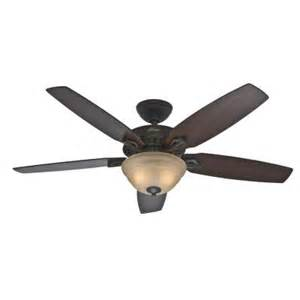 hunter heathrow 52 in new bronze ceiling fan 52109 the