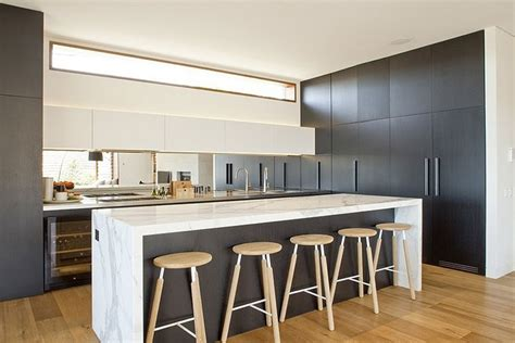 kitchen middle island ideas de dise 241 o de cocinas hermosas y modernas decorar y m 225 s 2301
