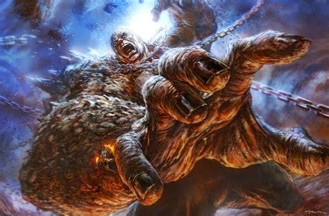 Andy Park Art God Of War 3