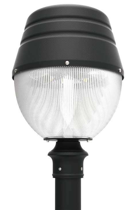 led pt 121 series led post top light fixtures outdoor