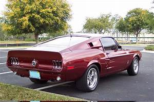 1968 FORD MUSTANG FASTBACK - 49781