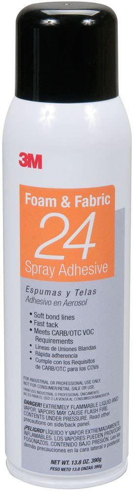 3m Spray Upholstery Adhesive by 3m Foam Fabric 24 Spray Adhesive Orange 20 Fl Oz Can