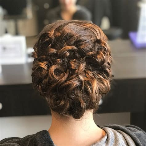 36 curly updos for curly hair see these ideas for 2018