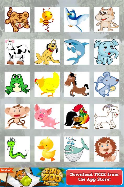 tarjetas de animales flashcard ni 241 os gratis y el juego de sonido app store