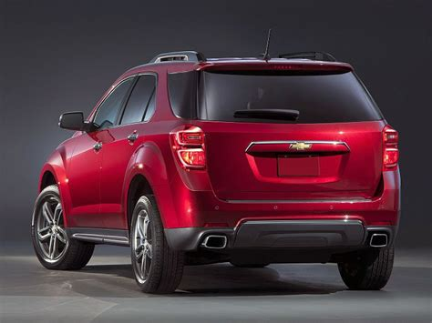2019 Chevrolet Equinox Sunroof Wheelbase Warranty