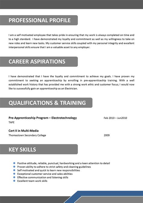 electrician resume exles australia we can help with professional resume writing resume templates selection criteria writing