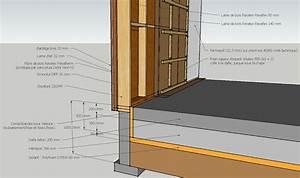 Epaisseur Mur Ossature Bois : la structure isolante et perspirante de nos murs en ~ Melissatoandfro.com Idées de Décoration