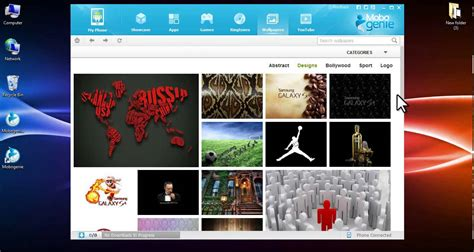 Mobogenie How To Download Wallpapers And Ringtones For