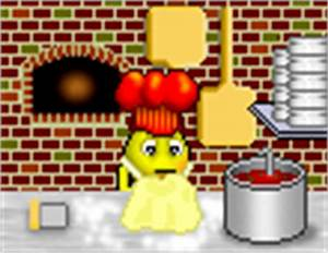 Pizza Chef emoticon | Emoticons and Smileys for Facebook ...