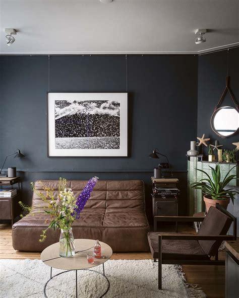 Stilvoll Wohnen Mit Farbe