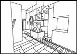 Minecraft Coloring Pages Colouring Mine Sheets Dibujos Characters Para Steve Villiges Getdrawings Colorear Guardado Desde Uploaded User sketch template