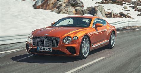 bentley continental gt  drive review grander