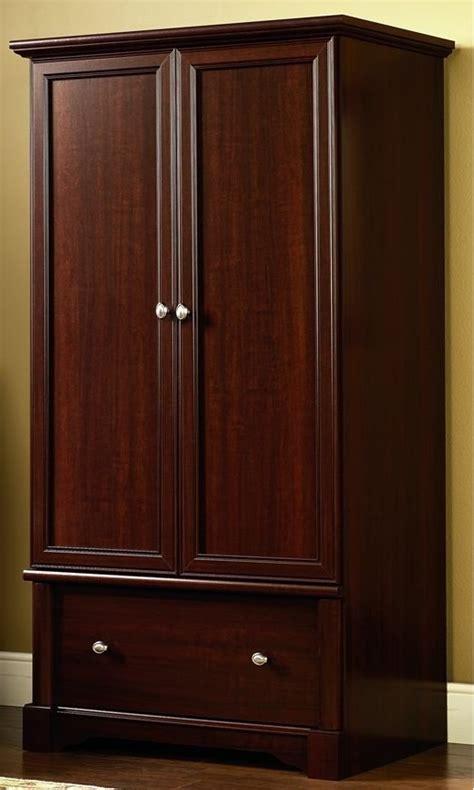 armoire cherry wardrobe bedroom