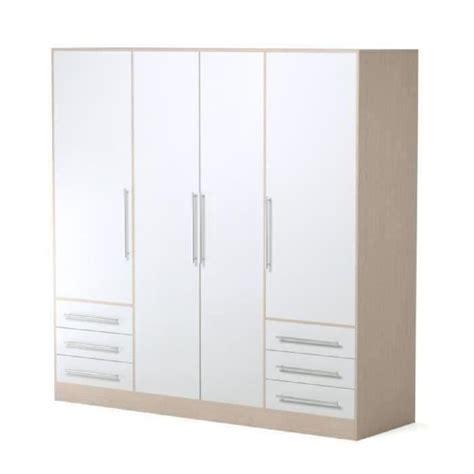 armoir de chambre pas cher armoire de chambre pas cher