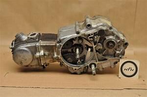 Honda 70 Motor - Replacement Engine Parts