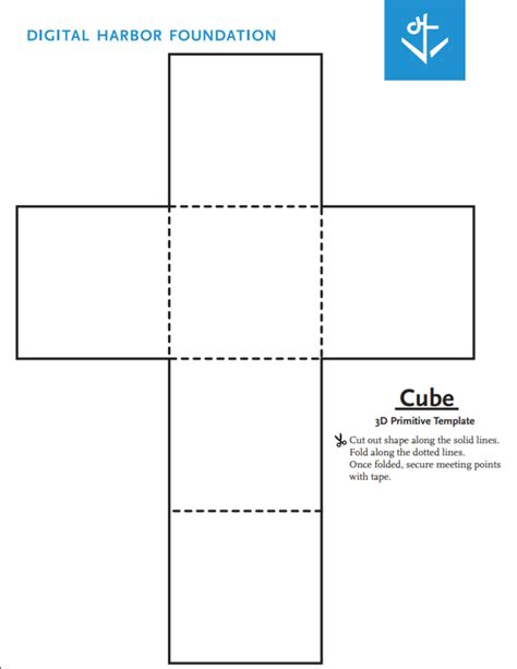 Story Cube Template by Story Cube Template Pdf Tier Brianhenry Co