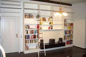 Bücherwand Mit Tv : b cherwand ~ Michelbontemps.com Haus und Dekorationen