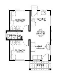 Beautiful Bedroom Cabin Floor Plans by Small Home Designs Floor Plans Small House Design Shd