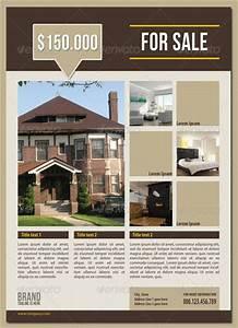 Real estate flyer template free playbestonlinegames for Real estate offering memorandum template