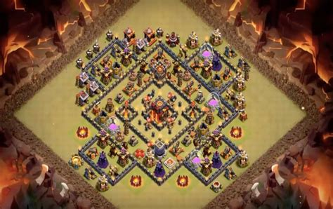 3 th10 layouts with 2 6 legendary th10 war base layouts farming base layouts 3 th