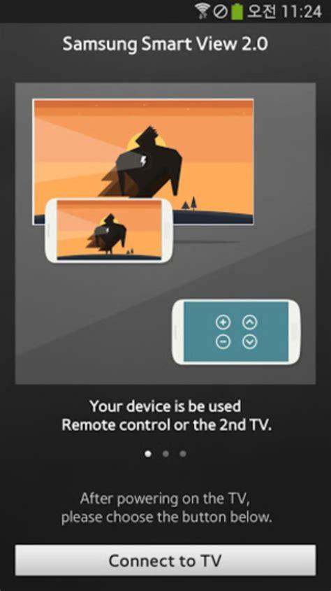 samsung smartview 2 0 na android