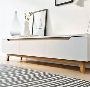 Table Tv Design : mikkel tv stand tv stands tvs and tv units ~ Teatrodelosmanantiales.com Idées de Décoration