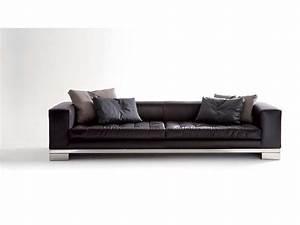 4 seater leather sofa zanzibar collection by marac With zanzibar sectional sofa