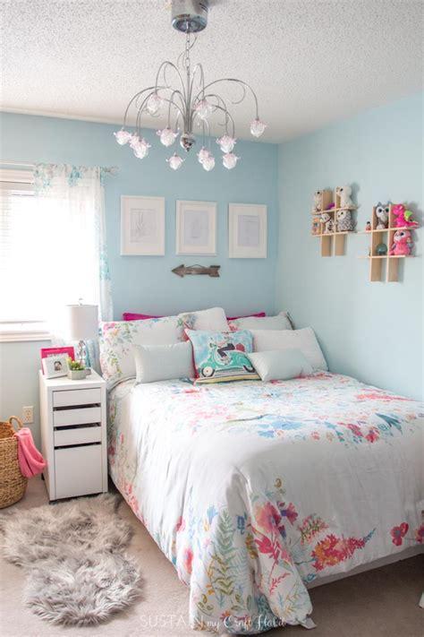 Decorating Ideas For Tween Bedroom by Tween Bedroom Ideas In Teal And Pink Mycolourjourney