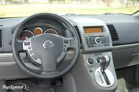 2008 nissan sentra interior 2009 nissan sentra fe 2 0 sl picture 304765 car news