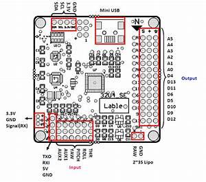 F330 Quadcopter  25  04  2014 Build