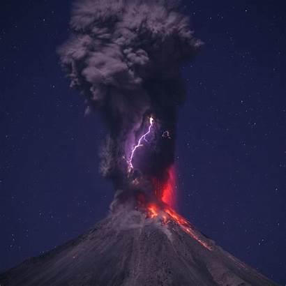 Kindle Fire Lightning Wallpapers Hdx Volcanic Tablet