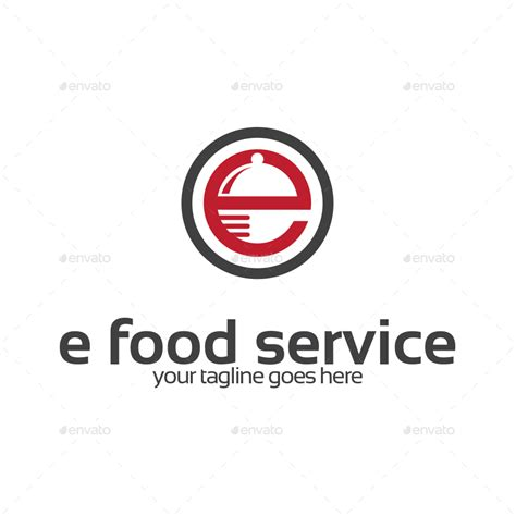 letter  food service logo  stocklogos graphicriver