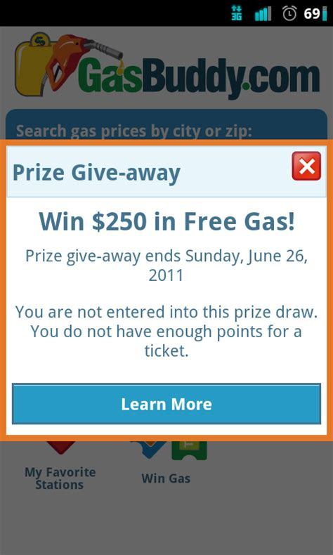 gasbuddy app android android app gasbuddy find cheap gas android central