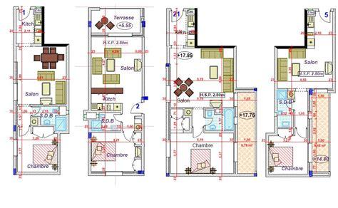 plan type de cuisine m2maroc nouveau programme appartements très haut