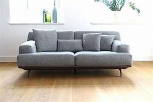 Couch überwurf Xxl : sofa lendum 2er grau webstoff big xxl couch garnitur 4 kissen modernes design stoff m bel24 ~ Eleganceandgraceweddings.com Haus und Dekorationen