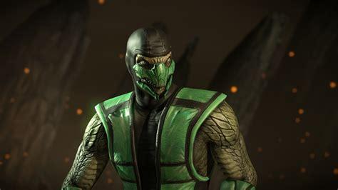 Mortal Kombat X_reptile_klassic_2