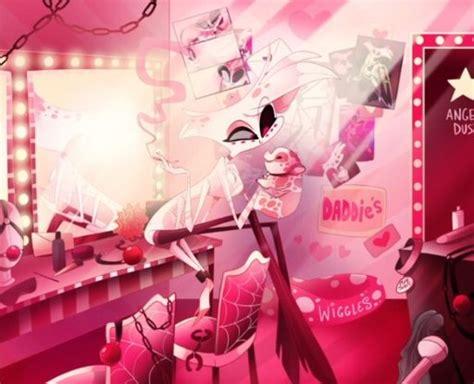 Angel Dust Wiki Hazbin Hotel Official Amino